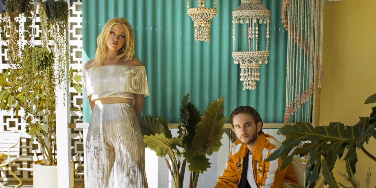 Zedd y Elley Duhé presentan 'Happy Now'
