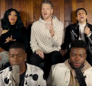 El medley de Pentatonix con el que repasan los éxitos de Rihanna