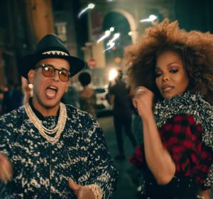 Daddy Yankee y Janet Jackson presentan 'Made For Now'