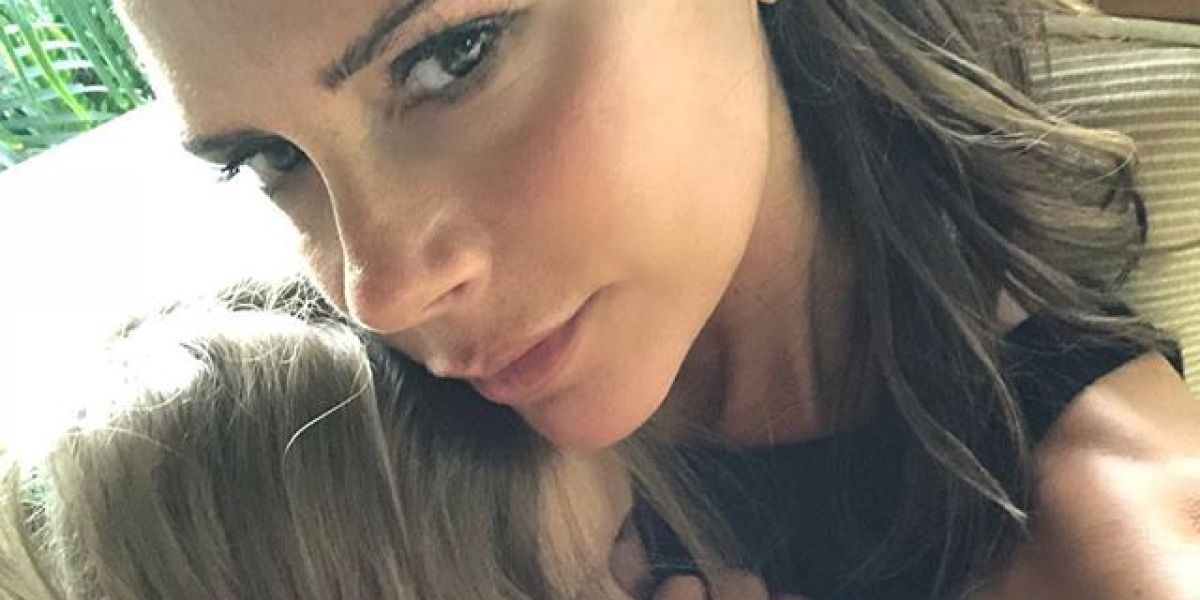 Las Redes Cargan Contra Victoria Beckham Por Someter A Su Hija A