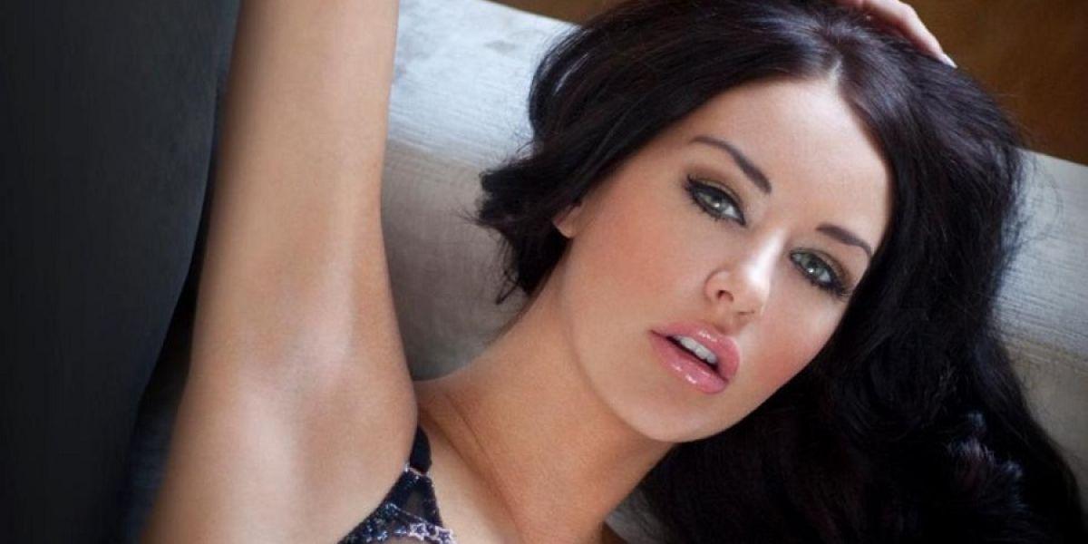 La modelo Christina Carlin-Kraft