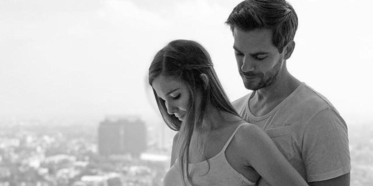 Natalia Sánchez y Marc Clotet anuncian su embarazo