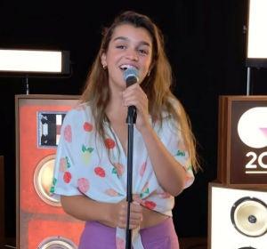 Amaia en el casting de OT 2018