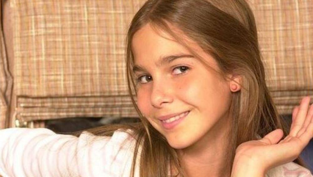 Natalia Sánchez interpretaba a Teté en 'Los Serrano'
