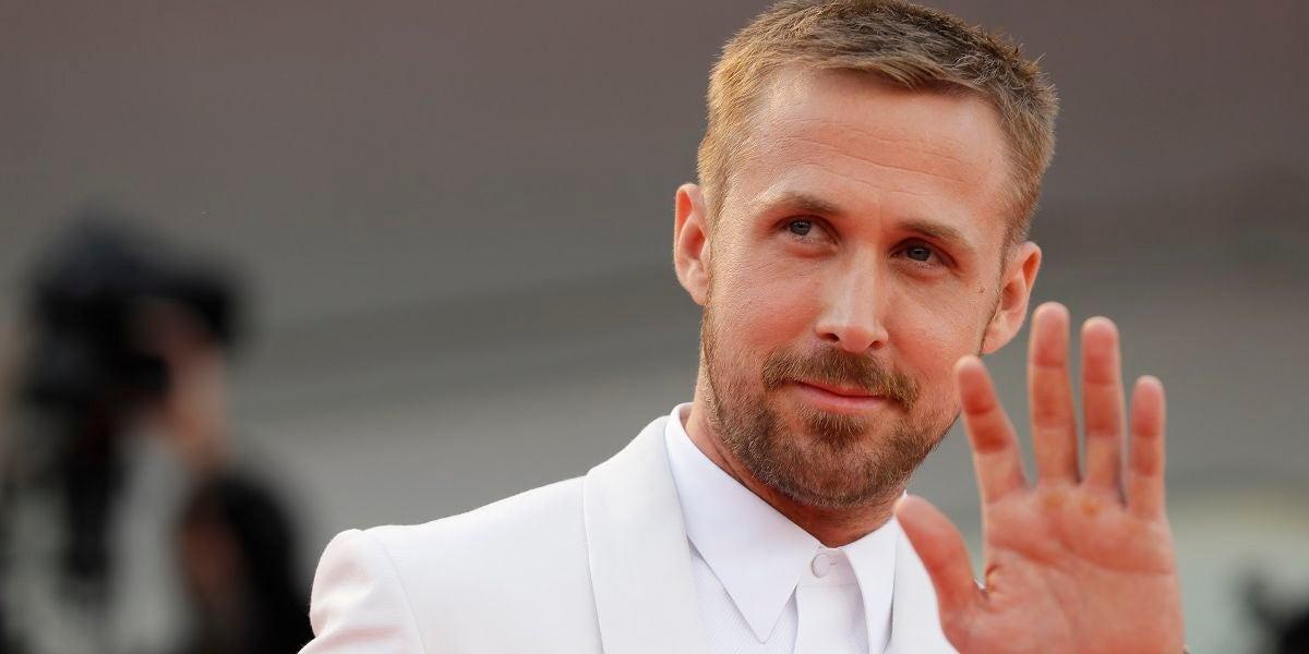 Ryan Gosling en el Festival de Venecia