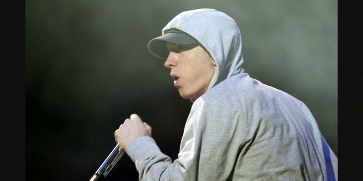 El rapero Eminem lanza un nuevo álbum 'sorpresa'