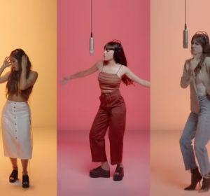Aitana, Ana Guerra, TINI y Greecy Rendon en el remix de 'Lo Malo'