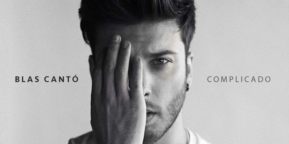Blas Cantó presenta su disco Complicado