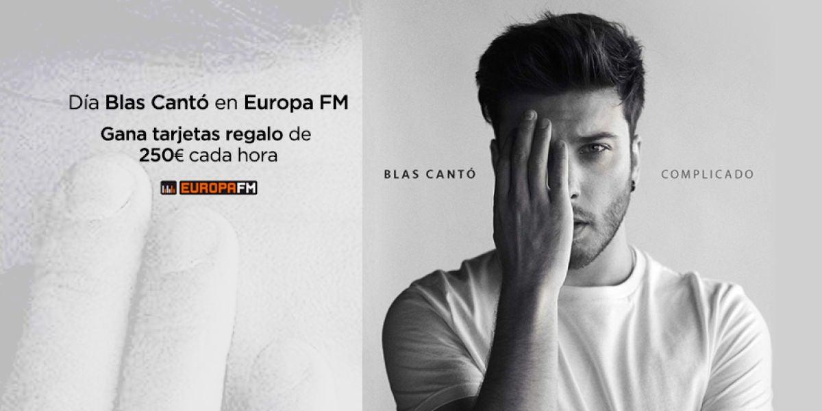 Día Blas Cantó en Europa FM