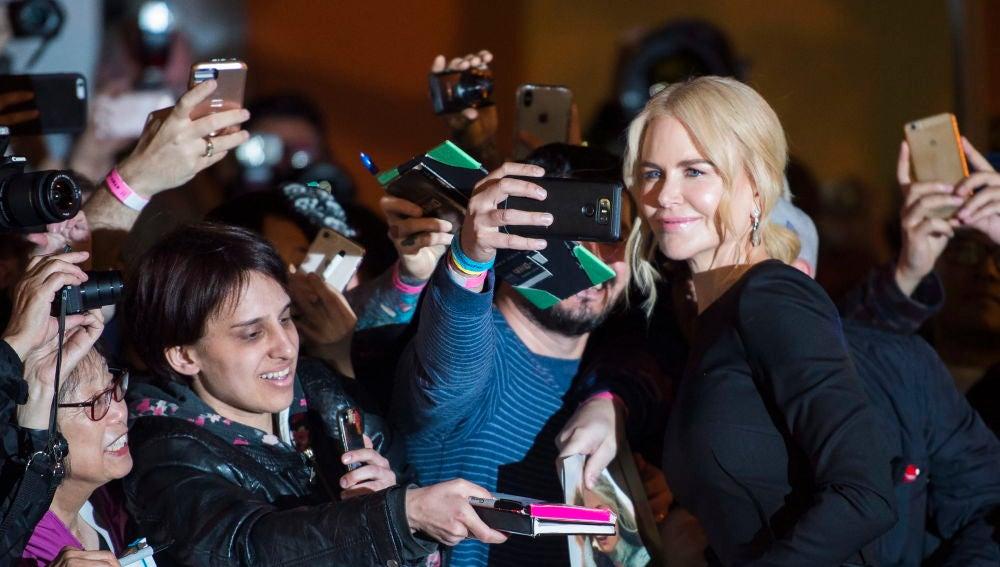 Nicole Kidman en el Festival de Cine de Toronto