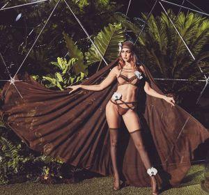 Gigi Hadid luce la lencería de Savage X Fenty de Rihanna