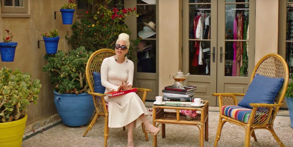 Las 73 preguntas de Vogue para Lady Gaga