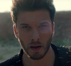 Blas Cantó en el videoclip de 'No volveré (a seguir tus pasos)'