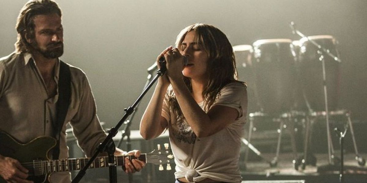 Lady Gaga en la película 'A Star Is Born'