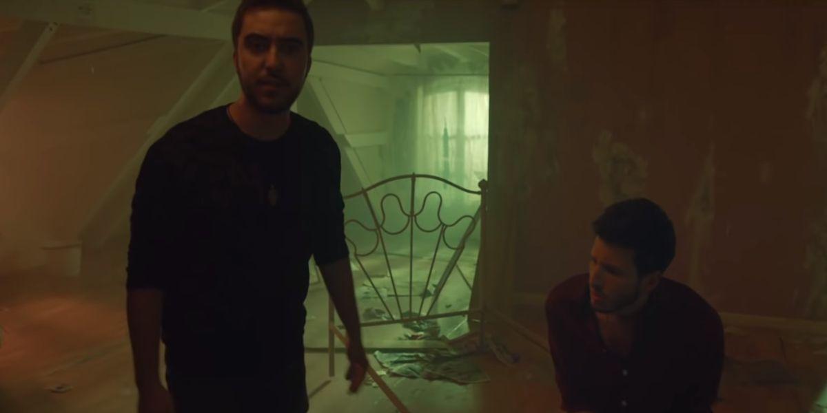 Beret y Sebastián Yatra en 'Vuelve'