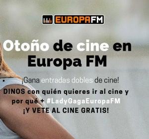 Otoño de cine en Europa FM