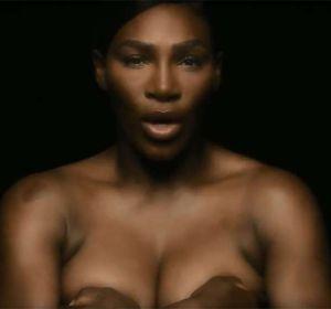 Serena Williams en el vídeo de I Touch Myself Project 2018