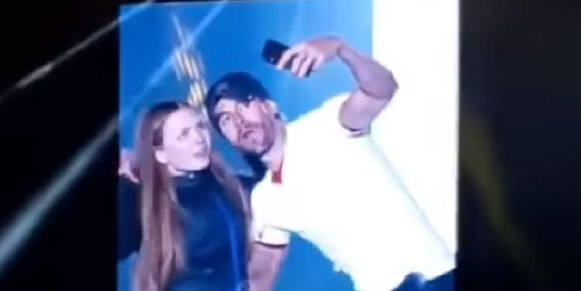 Enrique Iglesias en su concierto de Kiev