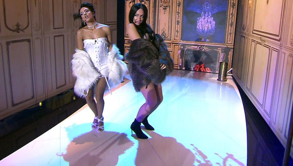 Ana Guerra y Mimi super
