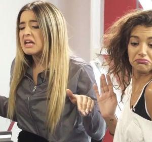 Ana Guerra y Mimi se quedan 'Sin pijama' en el espectacular primer ensayo en la piel de Becky G y Natti Natasha