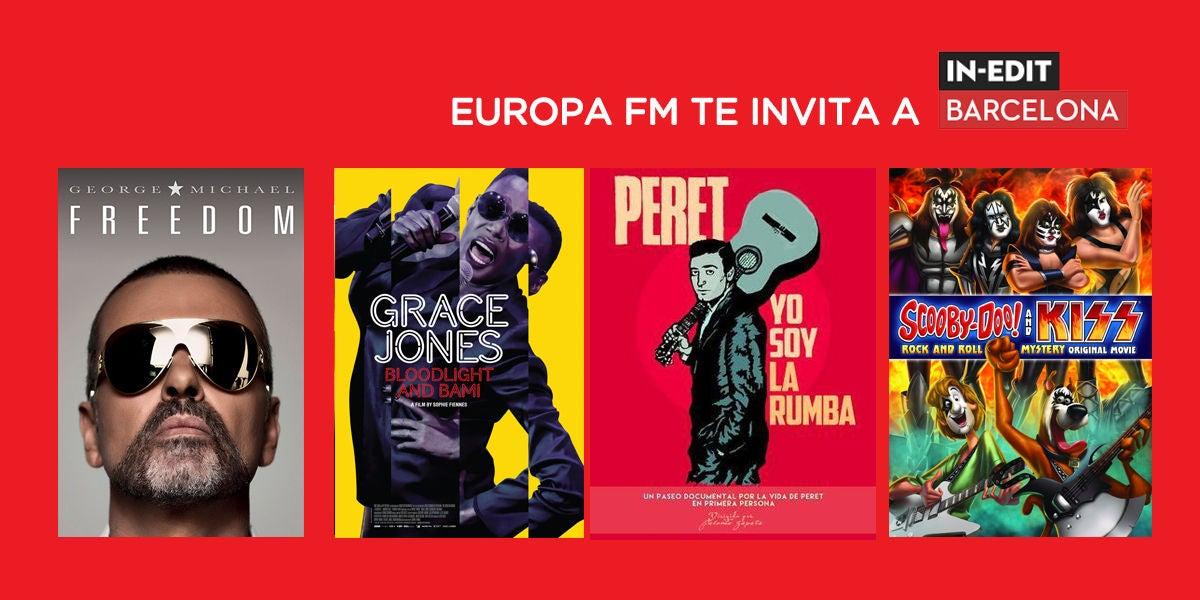Europa FM te lleva a In-Edit Barcelona 2018