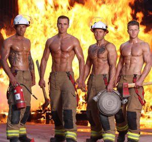 El calendario de los bomberos de Australia
