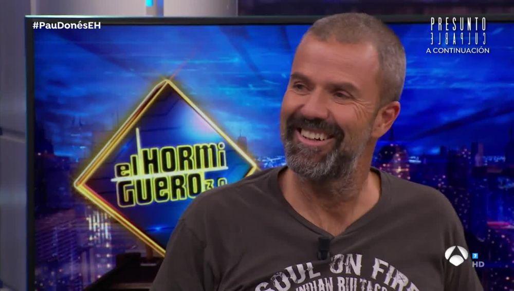 El Hormiguero: Pau Donés (16-10-18)