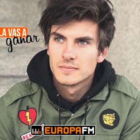 Andrés Ceballos, de Dvicio, en ¿Te La Vas A Ganar?, con Frank Blanco