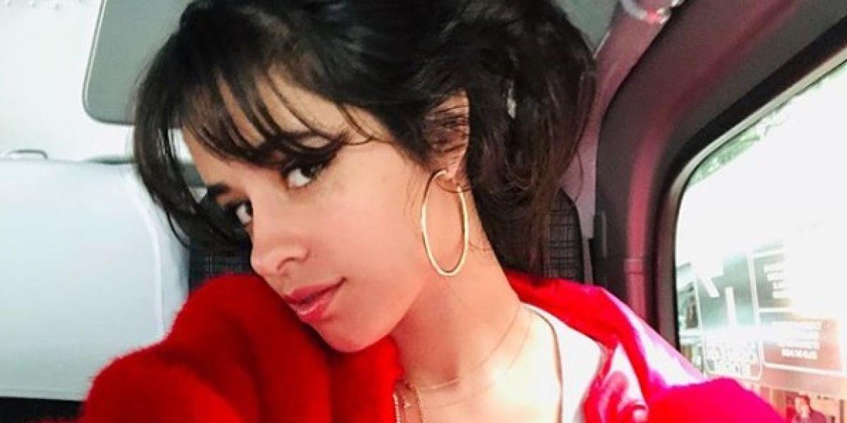 Camila Cabello en Instagram