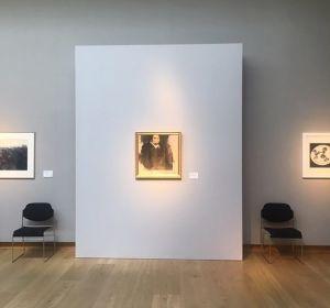El cuadro 'Portrait of Edmond Bellamy' hecho con ordenador