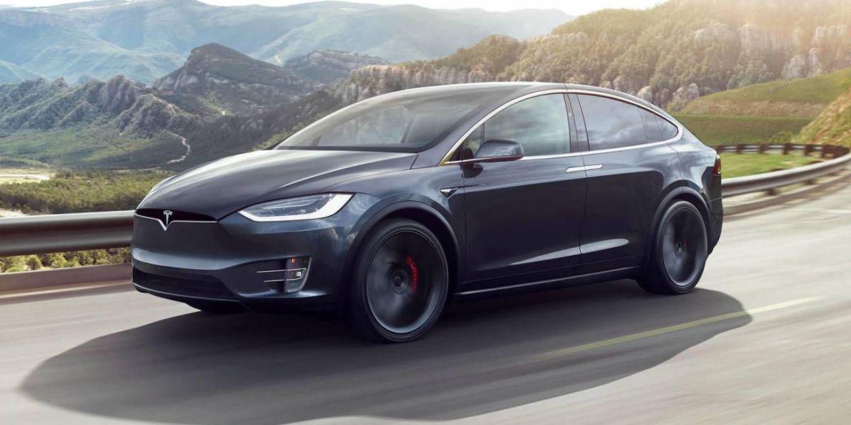 Ventas coches eléctricos Noruega Model X