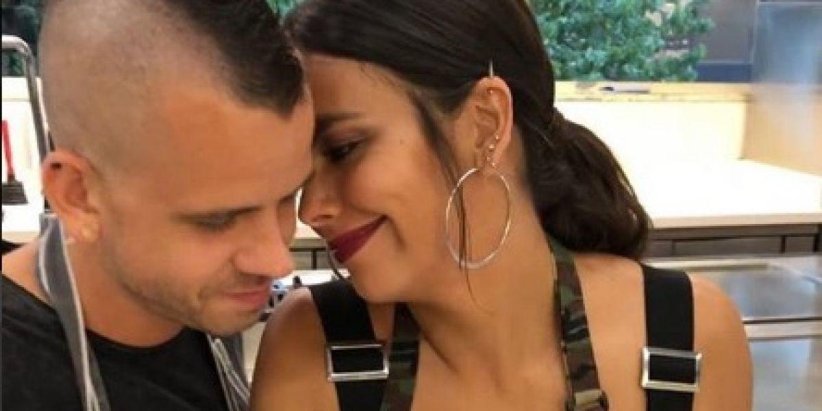 Dabiz Muñoz felicita a Cristina Pedroche por su 30 cumpleaños