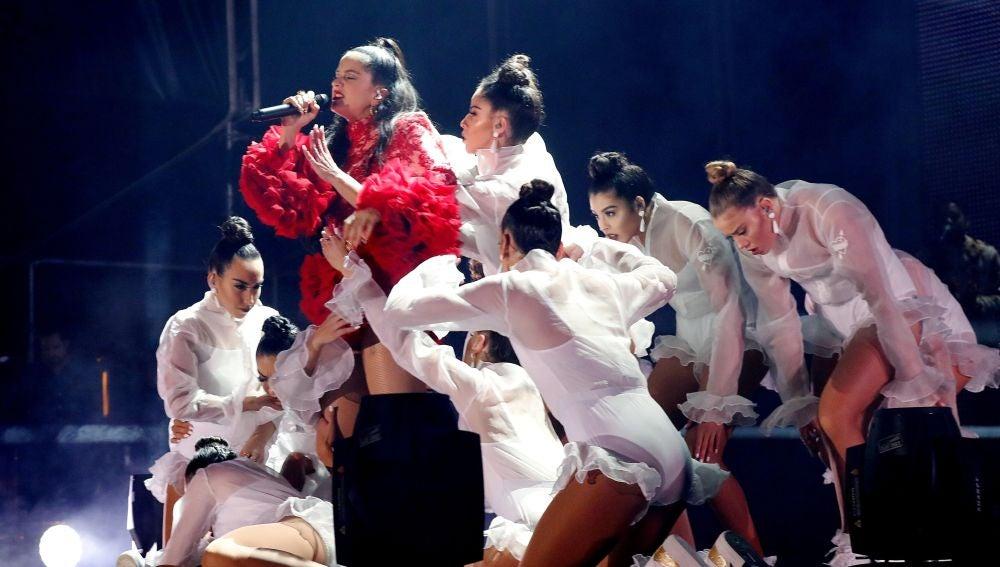 Rosalía presenta en Madrid 'El Mal Querer'
