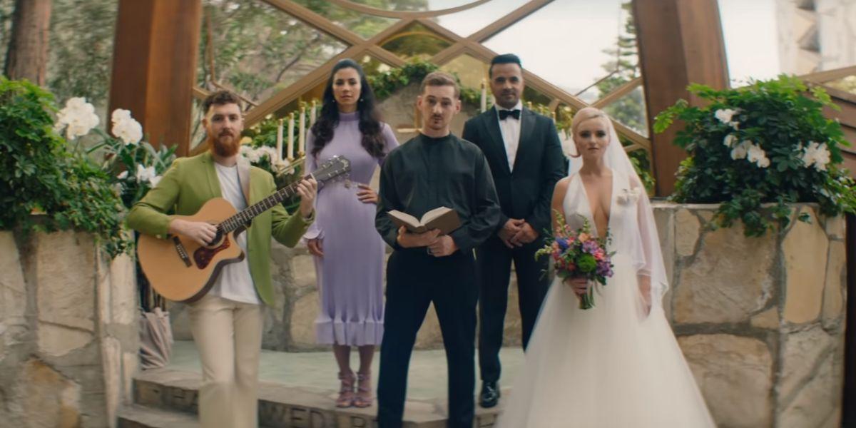 Clean Bandit, Luis Fonsi y Marina se unen en 'Baby'