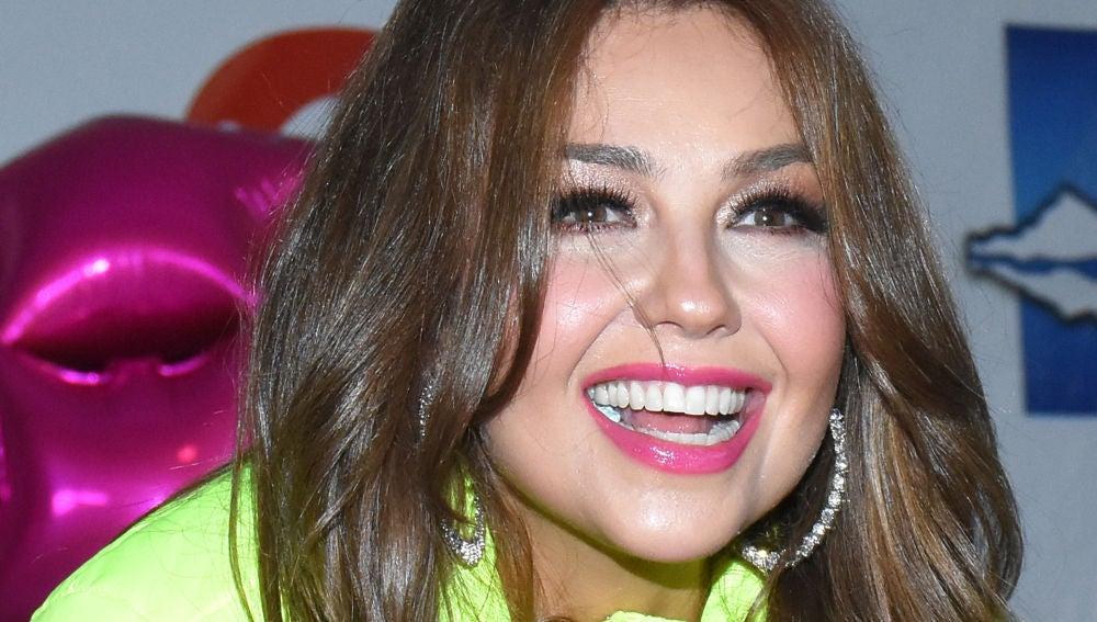 """Thalía está """"felis, felis, felis"""" con el lanzamiento de su nuevo disco"""