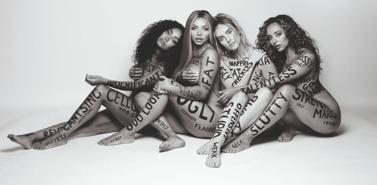 Little Mix presenta su álbum 'LM5'
