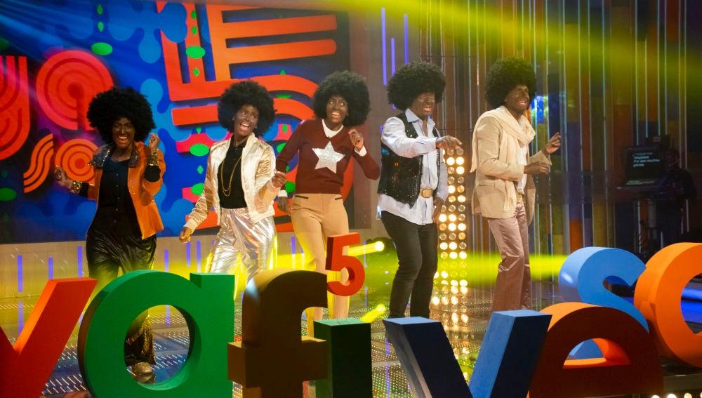 'Ya son five': el espectacular videoclip de Zapeando para celebrar sus cinco años