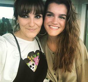 Rozalén y Amaia Romero