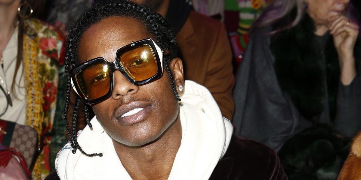 A$AP Rocky, de las primeras confirmaciones para Sónar 2019