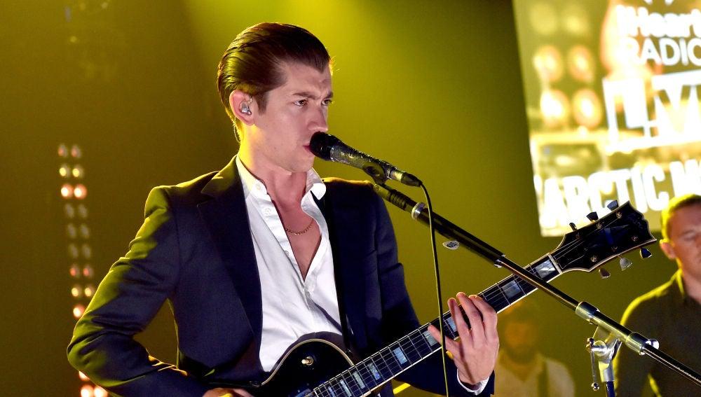 Alex Turner de Arctic Monkeys