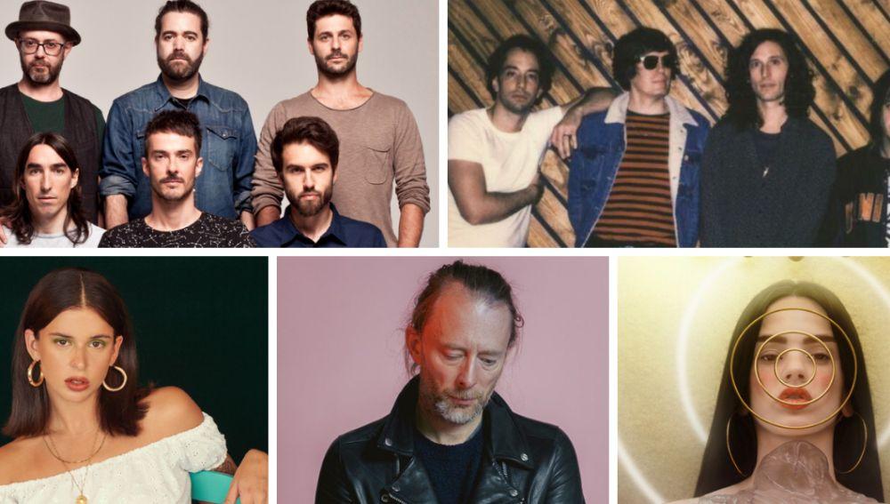 Vetusta Morla, The Strokes, Nathy Peluso, Thom Yorke y Rosalía, nuevos confirmados del BBK Live 2019