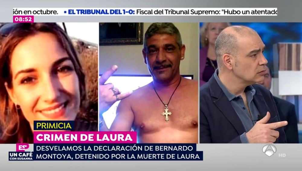 """La confesión del presunto asesino de Laura Luelmo: """"Me pidió la dirección de un supermercado y la mandé a un callejón sin salida"""""""