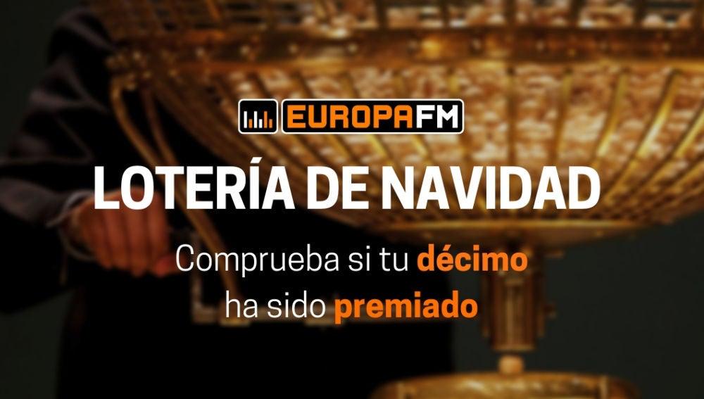 Lotería de Navidad en Europa FM