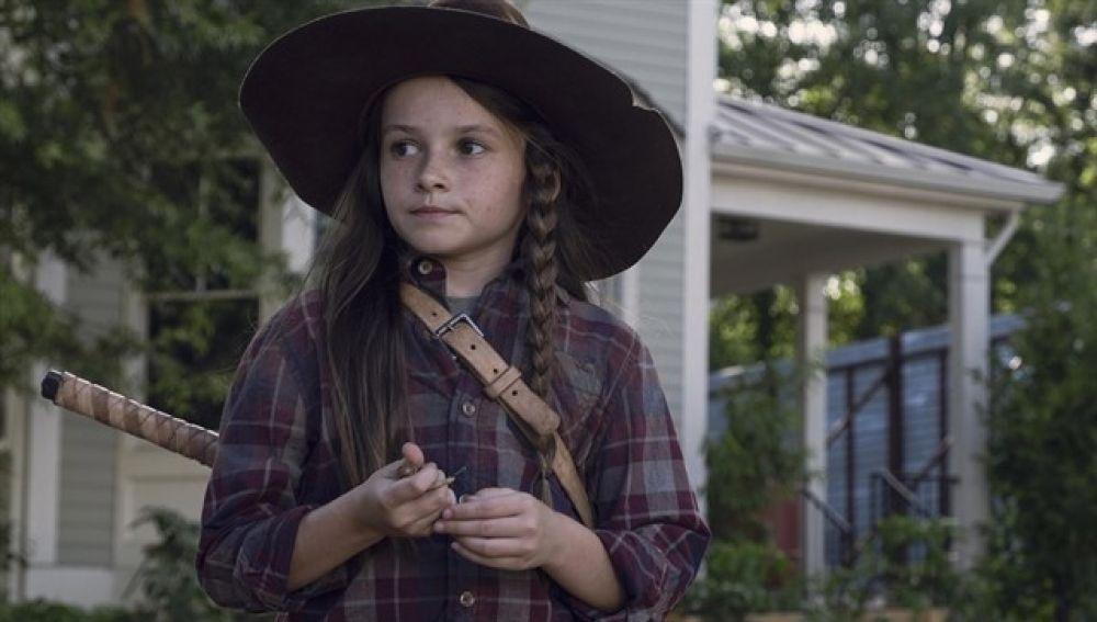 Judith Grimes en 'The Walking Dead'