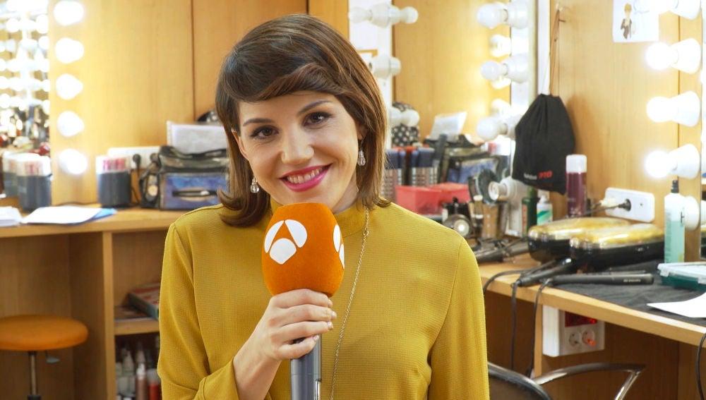 """Angy Fernández: """"En el 2019 me gustaría que siguiera mi relación con..."""""""