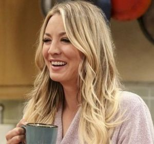 Kaley Cuoco como Penny en 'The Big Bang Theory'