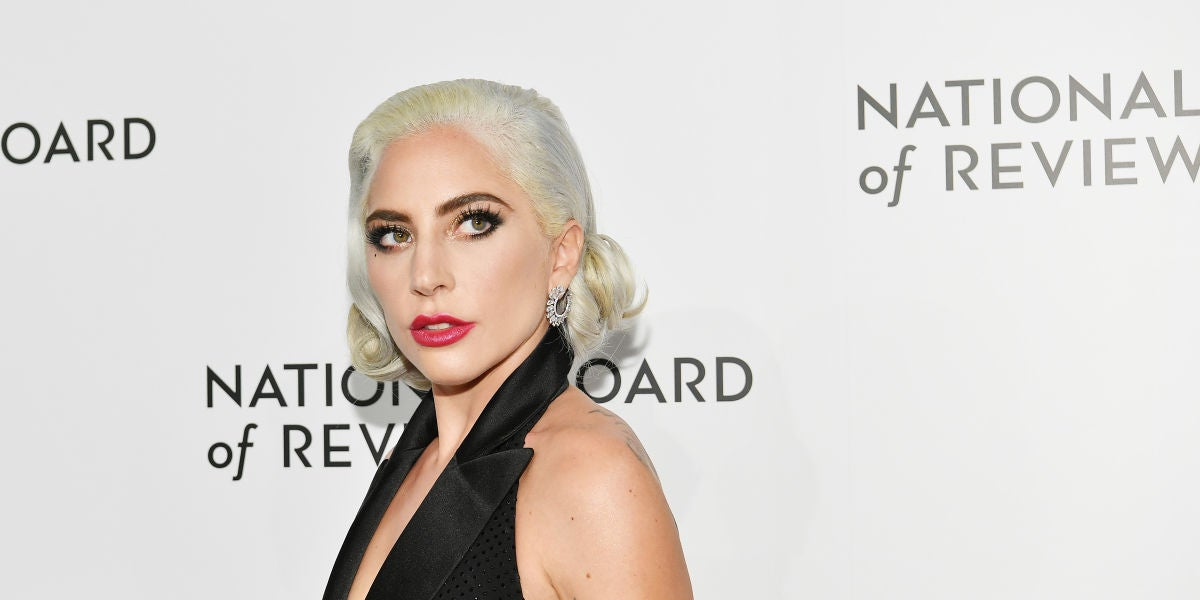 Lady Gaga en la 'National Board of Review Awards' 2019