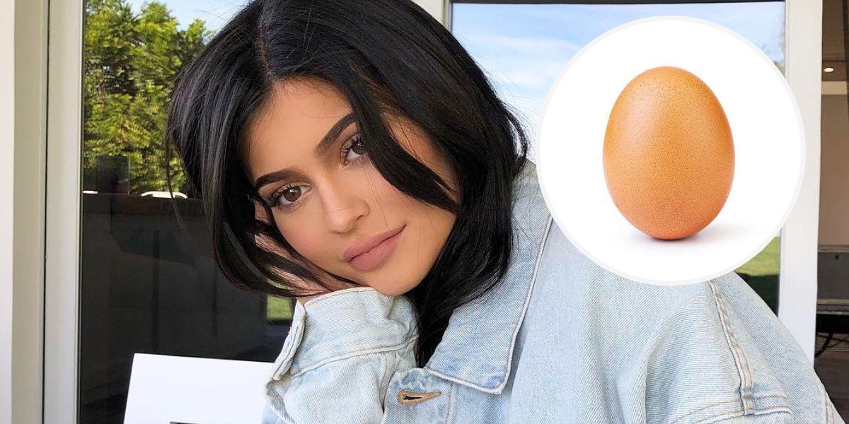 Un huevo destrona a Kylie Jenner en Instagram