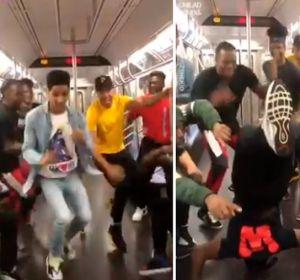 La espectacular coreografía en el metro de Nueva York que ha dado la vuelta al mundo