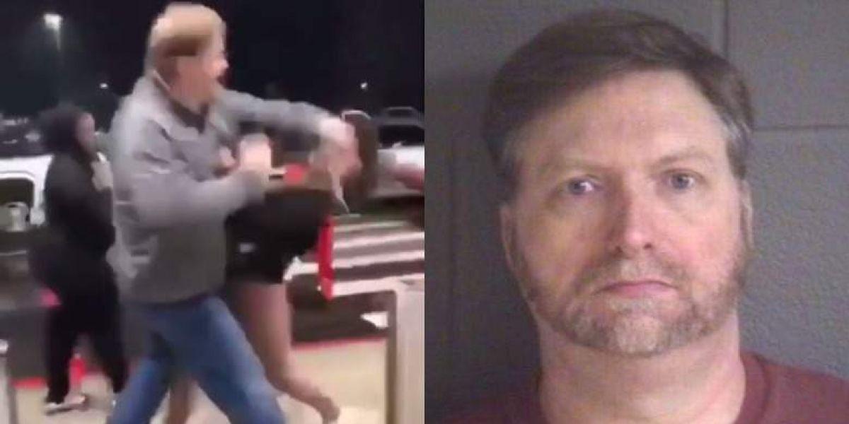 Un hombre noquea a una menor de 11 años